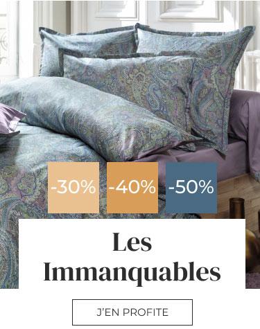 Linvosges : Les Immanquables -30% -40% -50%