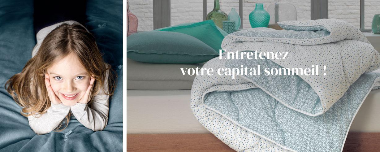 Linvosges : les indispensables de votre capital sommeil