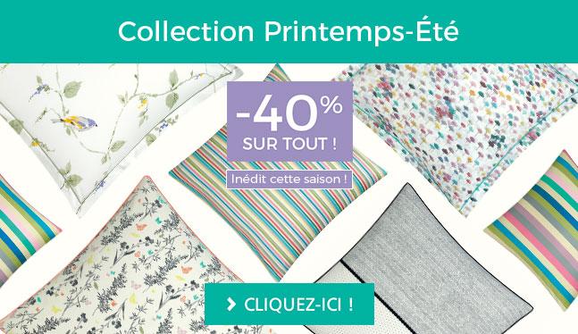 Collection Printemps Été