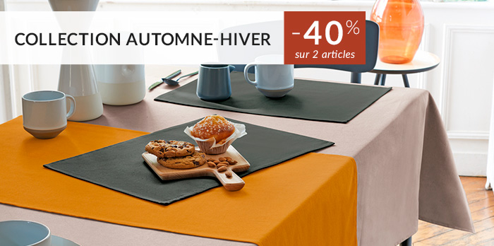 Collection Automne-Hiver 2019 : -40% sur 2 articles