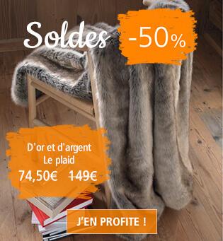Soldes linge de maison Linvosges : promotion, rabais, réduction -50%