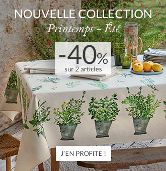Linge de maison Linvosges : Collection Chambre