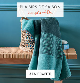 Linge de maison Linvosges : Collection Chambre