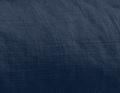 Leinen marineblau