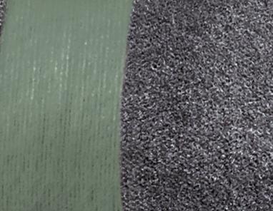 Eco-Kokon grau/grün