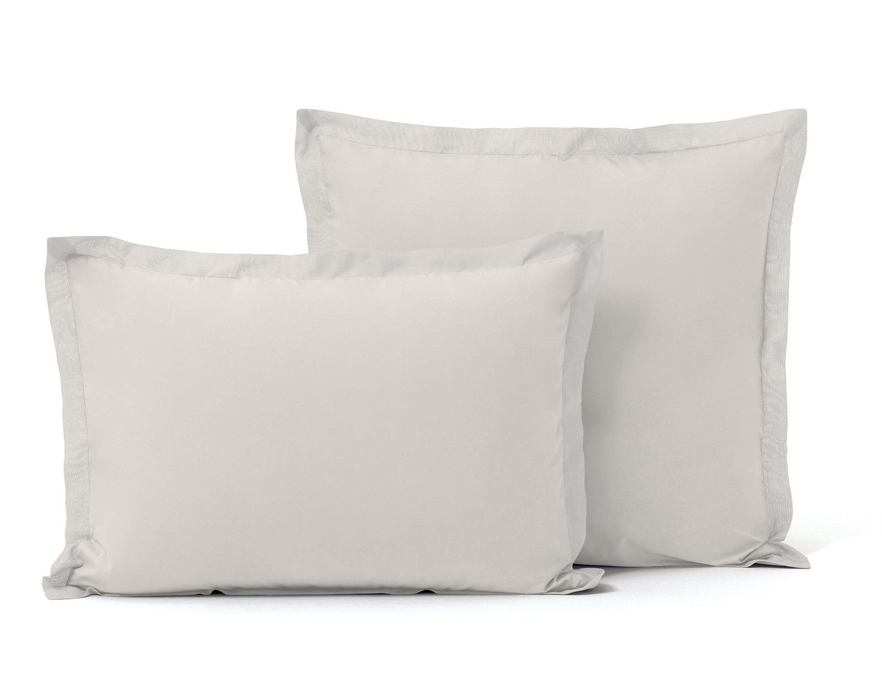 Linge de lit percale prestige 100% coton peigné