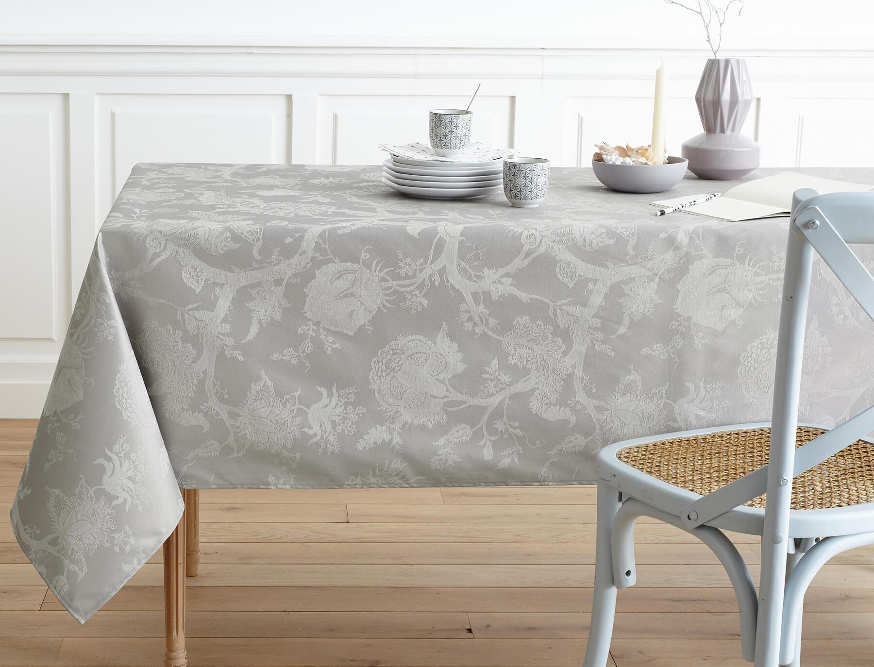 nappe enduite le clos luc rubis blanc et gris linvosges. Black Bedroom Furniture Sets. Home Design Ideas