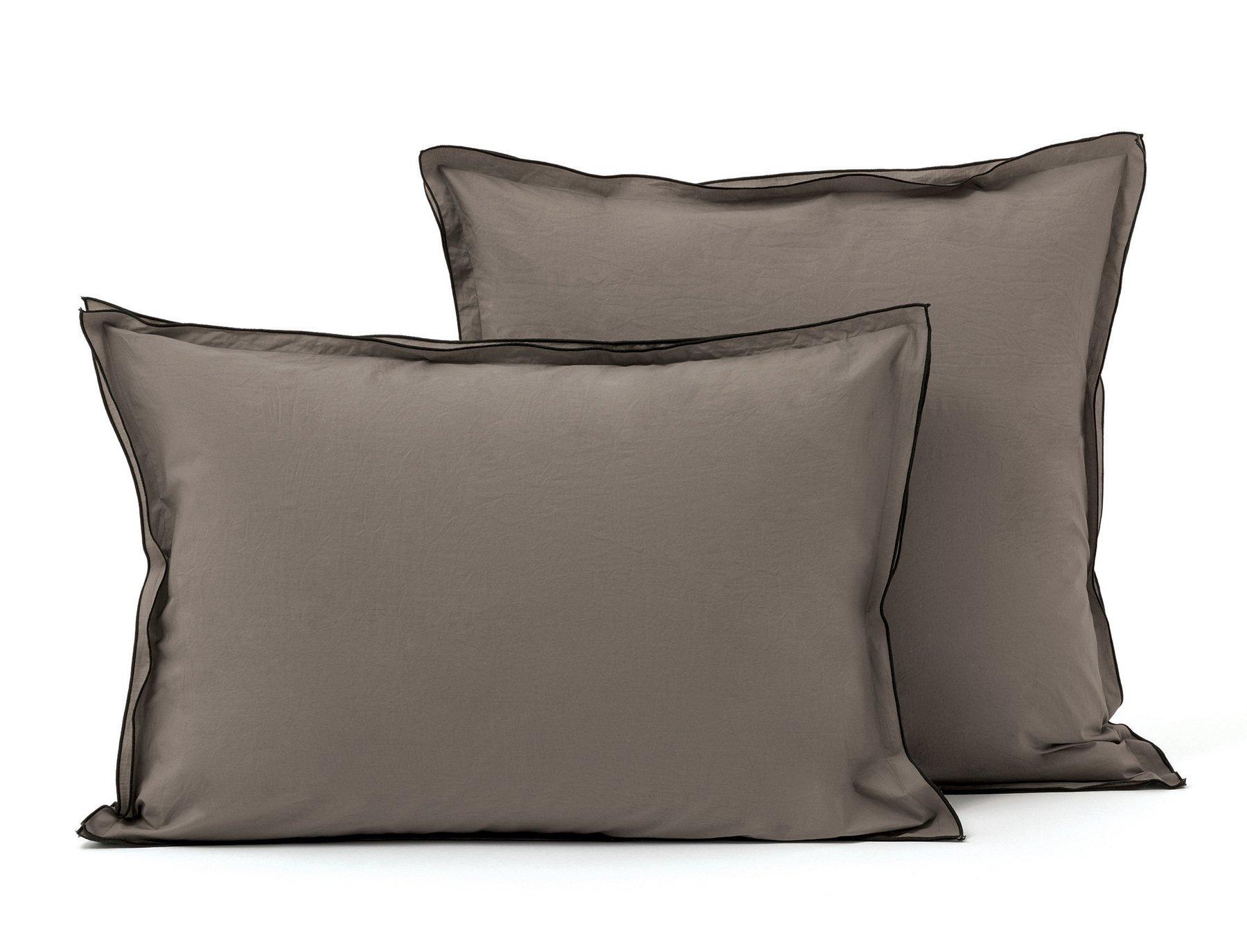 einfarbige bettw sche gewaschener perkal linvosges. Black Bedroom Furniture Sets. Home Design Ideas