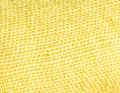 Edles Leinen gelb