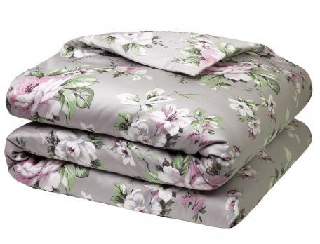 Linge de lit satin Les magnolias