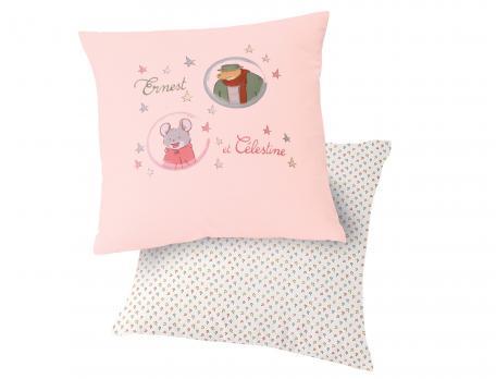 Parure de lit enfant Ernest et Célestine