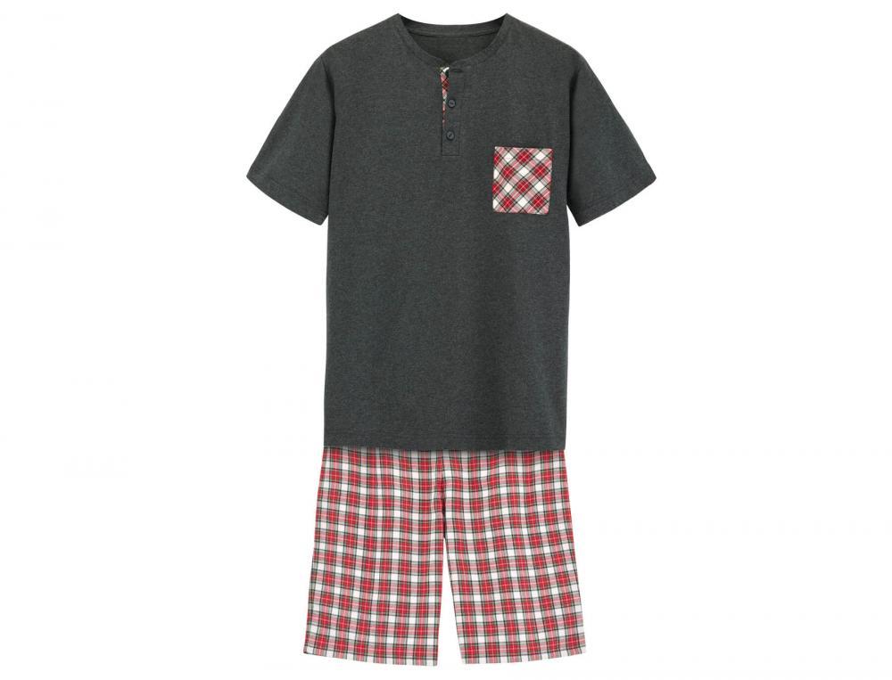 Pyjama homme écossais En tandem