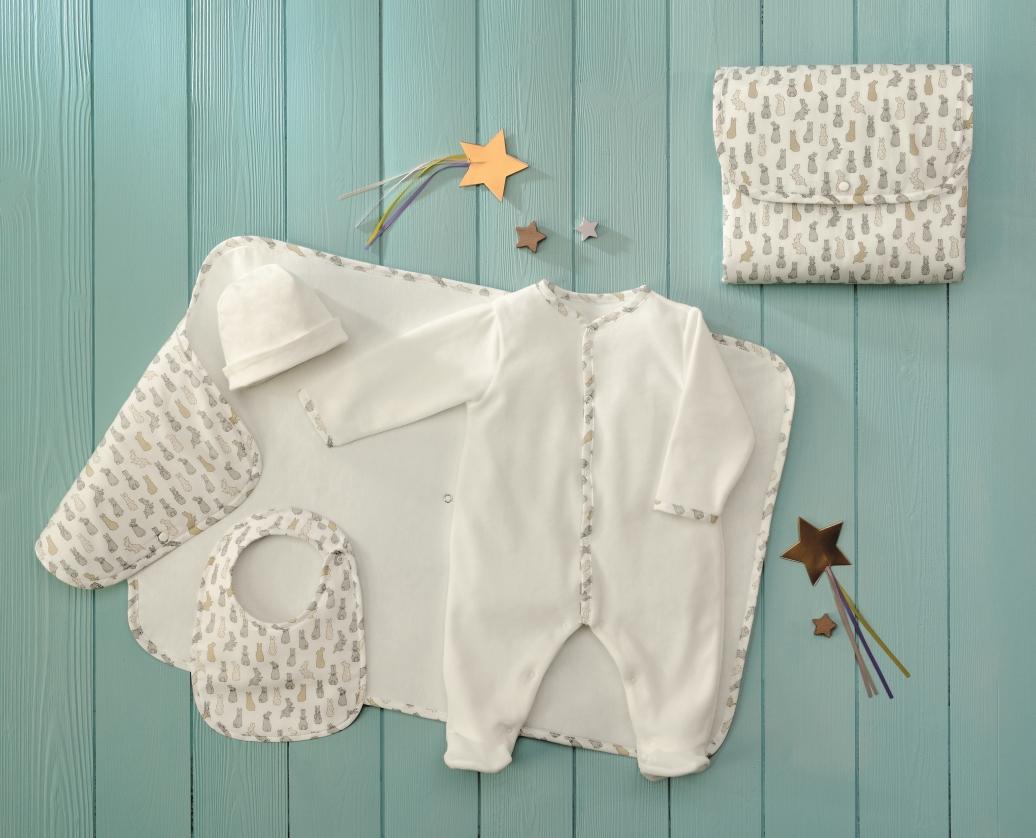 Les idées cadeaux bébé et enfant par Linvosges