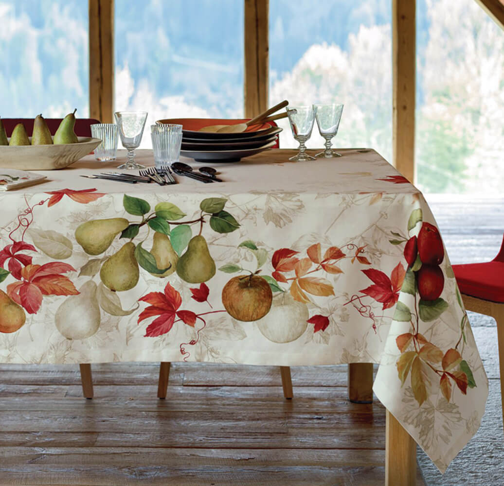Le nappe de table fantaisie