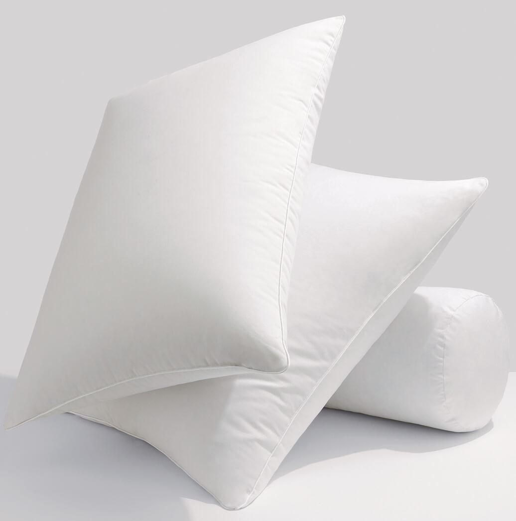 L'oreiller et le traversin naturels par Linvosges