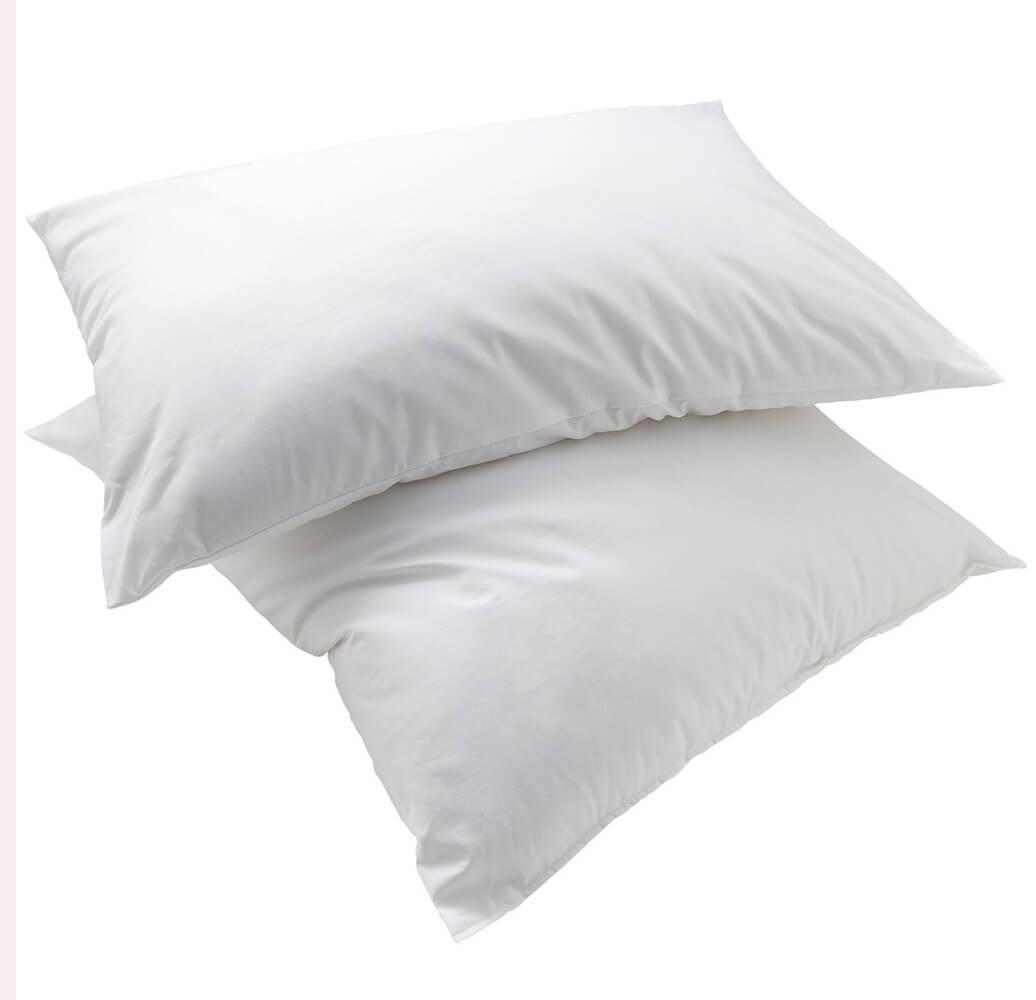 L'oreiller et le traversin synthétiques par Linvosges