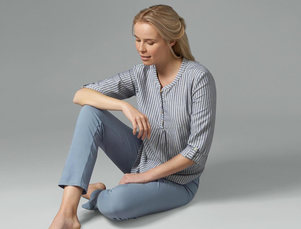 Le pyjama femme par Linvosges