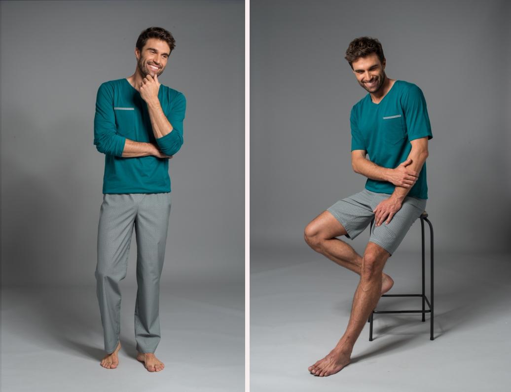 Le pyjama homme par Linvosges