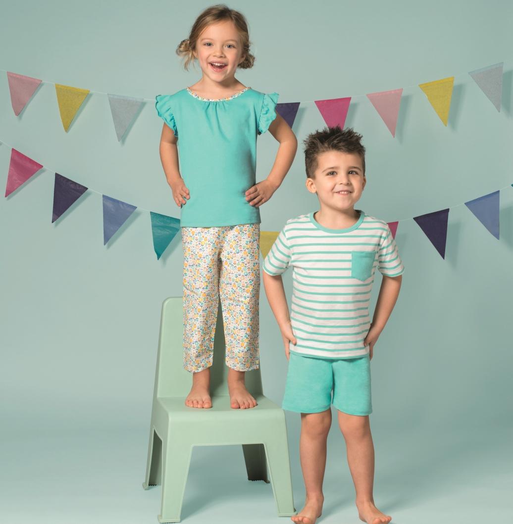 Les vêtements bébé et enfant par Linvosges