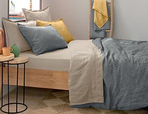 Le linge de lit