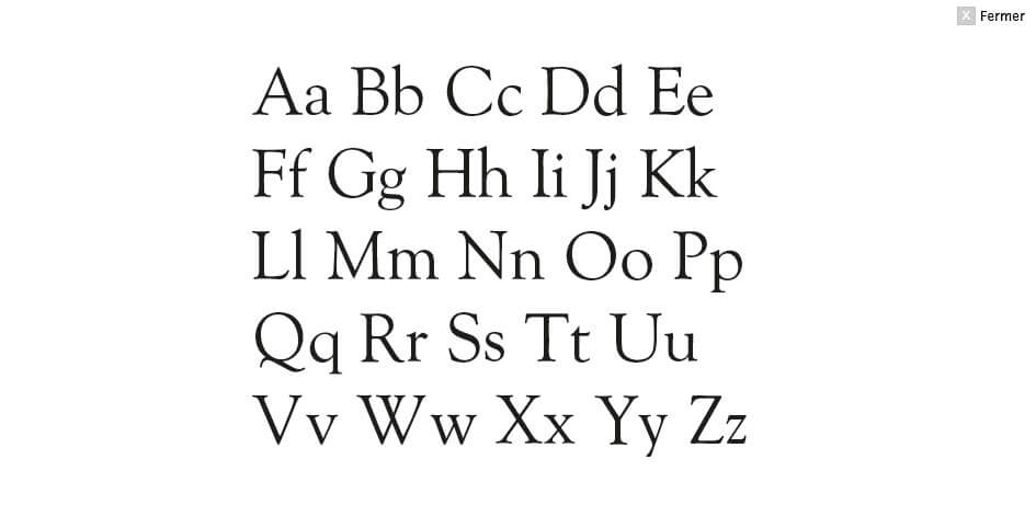 Monogrammes brodés à l'ancienne : style années 30